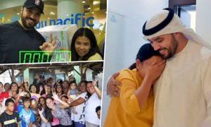 uae employer visits filipina worker's hometown in mindanao philippines