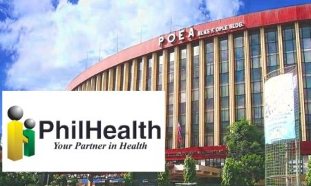 PhilHealth Premium Payment Not Required for OEC Release - POEA