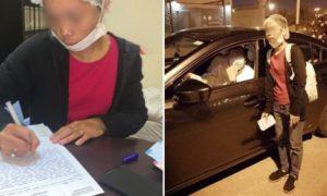 filipina kuwait maltreated
