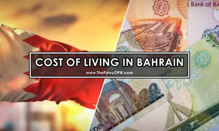 cost of living bahrain expat