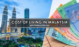 cost of living malaysia