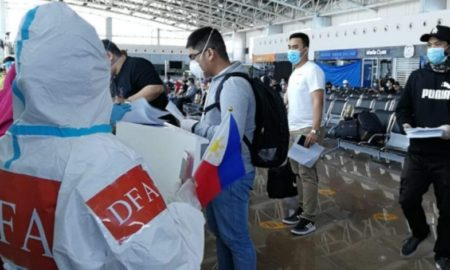 DFA Eyes to Repatriate Over 78,000 more OFWs Amid COVID-19 Onslaught