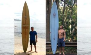Man Loses Surfboard in Hawaii, Finds it in Philippines 2 Years Later