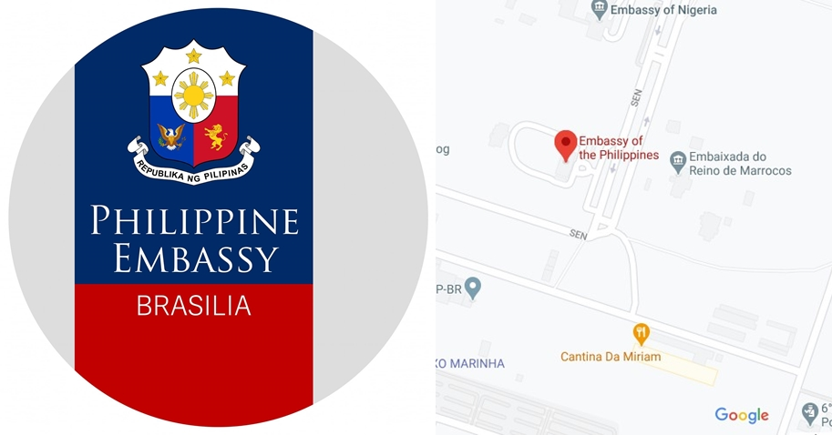 Philippine Embassy in Brazil