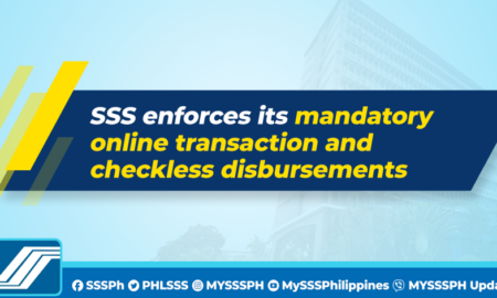How to Make SSS Transactions Online and Checkless Disbursements