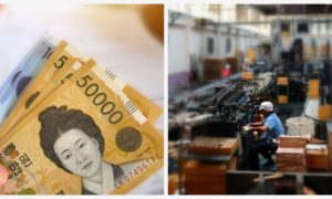 How Much Is the Salary of a Factory Worker in South Korea?