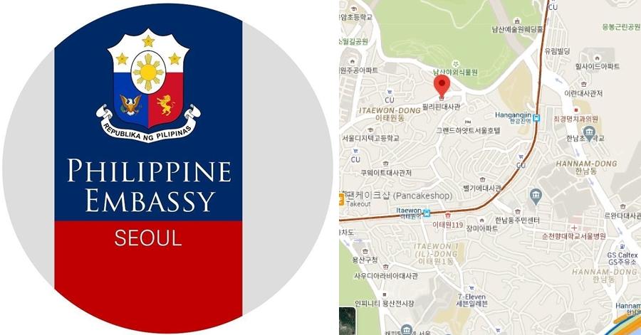 Philippine Embassy in Korea