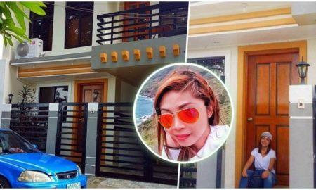 Filipina OFW in Dubai Transforms Bungalow House to 2-Storey Dream House