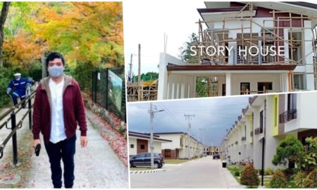 OFW Buys Dream House While Working in Japan