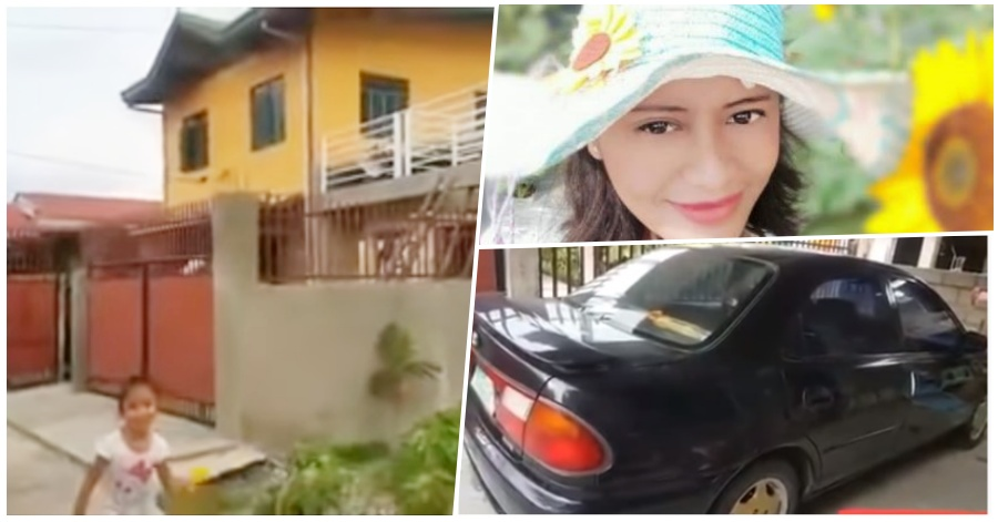 OFW Couple in Sharjah, UAE Builds Dream House, Buys Jeep and Car in 5 Years