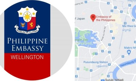 PH embassy in New Zealand