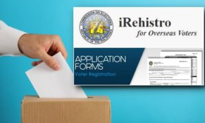 Planning to Vote as an OFW Register Online via iRehistro