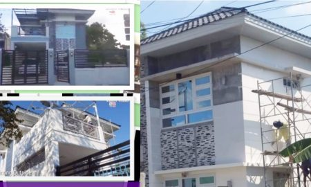 Pinoy Engineer in Singapore Builds 2-Storey Dream House