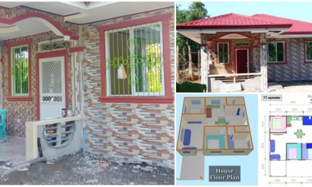 Saudi OFW Builds PHP 1.8M Dream House in Bicol