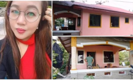 Single Mom Builds Bungalow After 2 Years Working in HK