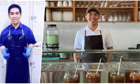 Filipino Janitor in Australia Becomes Restaurant Owner at Age 25