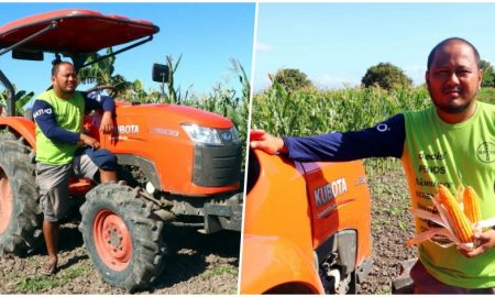 Former OFW Returns Home, Finds Success in Farming
