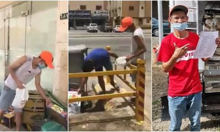 WATCH OFW Picks Garbage to Survive Abroad, Now Receives Livelihood Package from DOLE