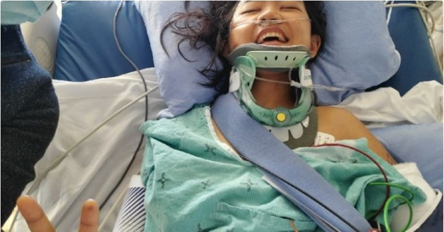 Filipino Nanny Gets Involved In A Road Accident After Attempting to Save Her Wards