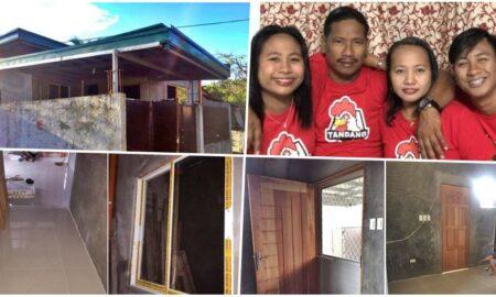 Pinay Housemaid in Saudi Arabia Builds 2-BR House