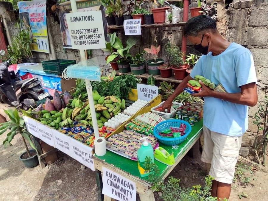 community pantry philippines