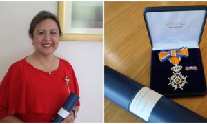 Good News: Pinay Scientist Granted Knighthood by the Netherlands
