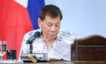 Duterte Won't Cut Quarantine Period Short Amid Requests From Returning OFWs