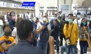 Stranded Saudi-Bound OFWs to Return to their Hometowns After Deployment Ban