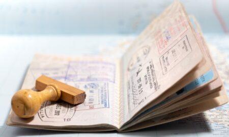 passport renewal in Taiwan