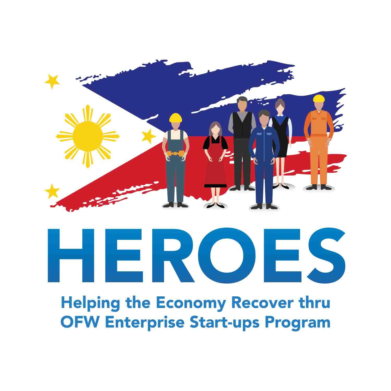 HEROES program logo