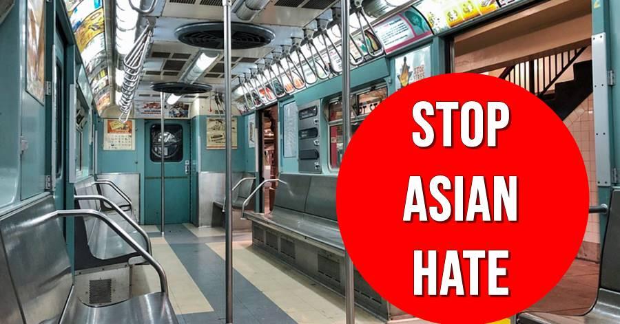 new york subway filipino diplomat hate crime
