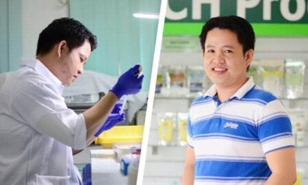 [PINOY PRIDE] UPLB Researcher First Filipino Recipient Of Japan's Young Asian Biotechnologist Prize
