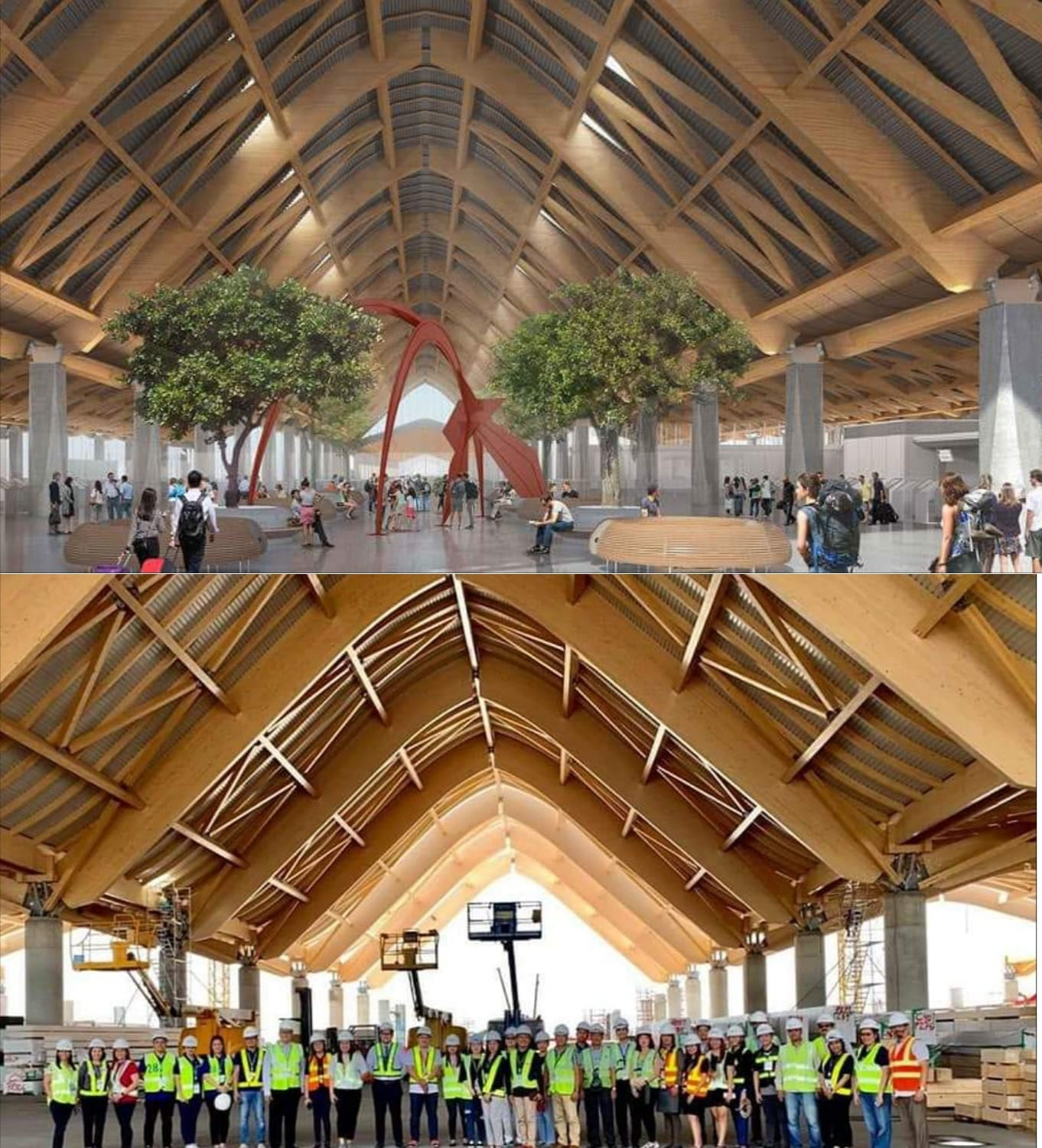 Clark International Airport Set to Open This Year, World-Class Features Revealed