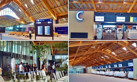 clark international airport new design