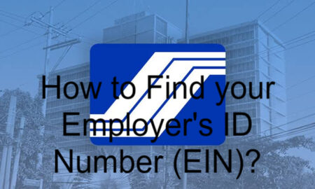 how to find sss employer id number