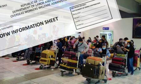 How to Download OFW Information Sheet Online (OWWA Membership Form)