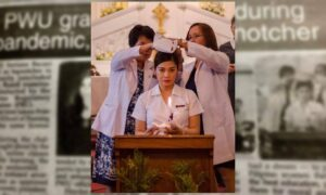 Daughter of OFW and PWU Alumna Tops Nursing Board Exams