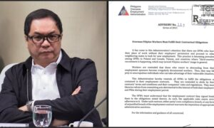 OFWs Warned Against Breach of Contract, Job-Hopping by POEA