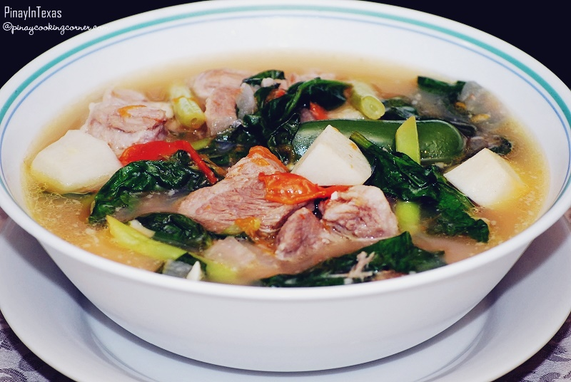 Proudly Pinoy: Sinigang Hailed as World's Best Rated Vegetable Soup
