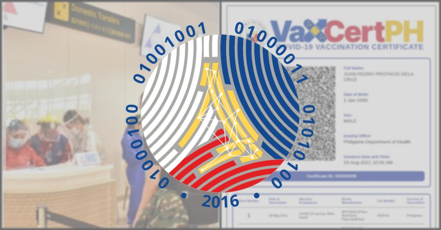 DICT: VaxCertPh Not to Replace BOC's 'Yellow Card'