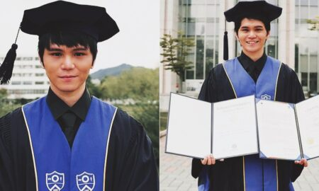 Fighting for a Dream: Young Filipino Scholar Graduates From One of South Korea's Top Universities