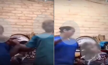 domestic helper pull hair ward tiktok video