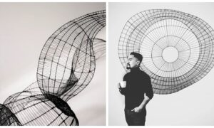 Proudly Pinoy: This Filipino Wire Artist Has Stamped His Mark In The European Art and Design Industry